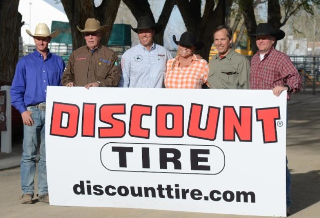 Discount Tire Joins National Reined Cow Horse Association Corporate